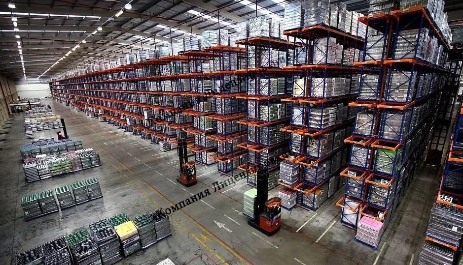 технические нормы по складским помещениям