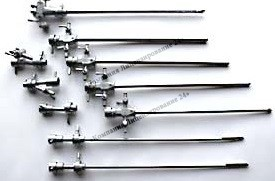 Наборы инструментов для гибкой и жесткой цистоскопии