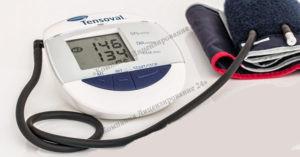 Система проведения диагностики артериального давления