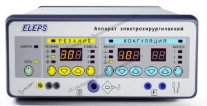 электрохирургический аппарат
