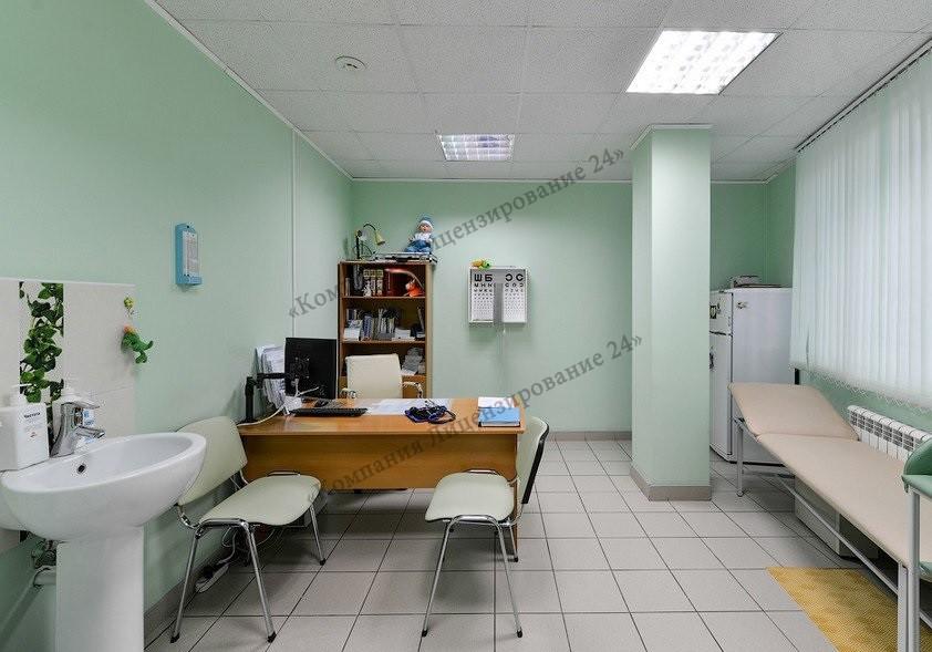 Кабинет эндокринолога