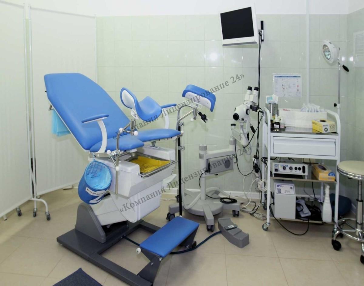 Оборудование для гинекологии