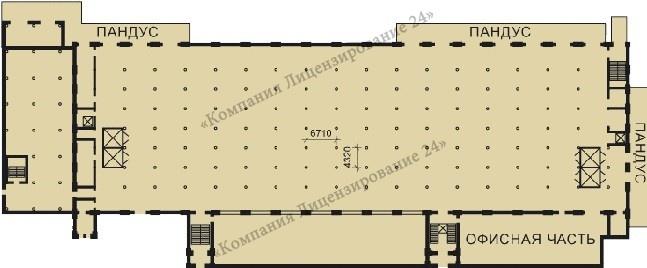 план схема фармацевтического склада