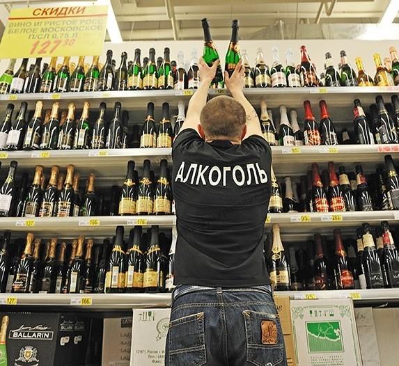 не соответствующих российским требованиям слабоалкогольных напитков