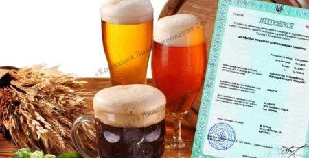 рынок алкогольных напитков
