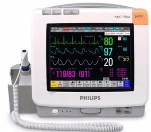 Монитор для наблюдения за состоянием пациента
