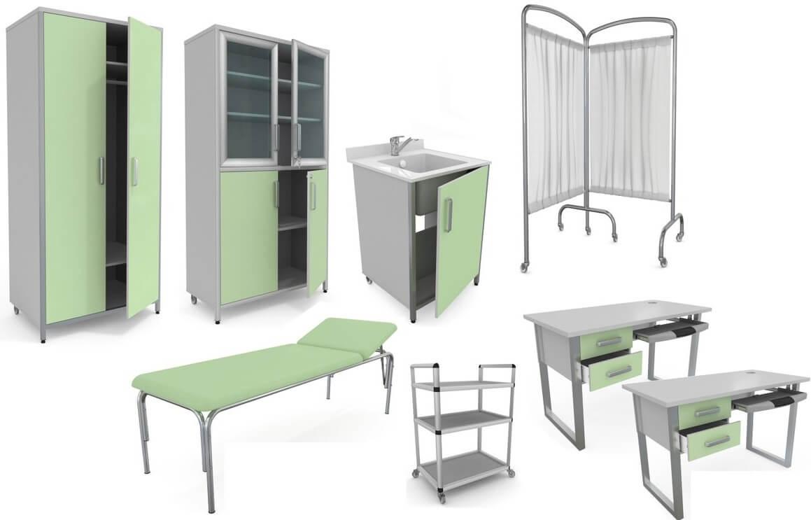 Мебель в процедурный кабинет